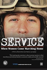 SERVICE: When Women Come Marching Home Poster