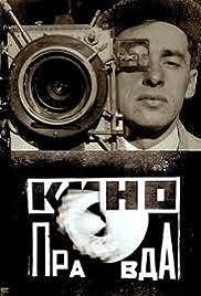 Kino-pravda no. 8 Poster