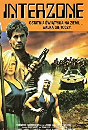 Interzone(1987) Poster - Movie Forum, Cast, Reviews