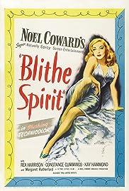 Blithe Spirit(1945) Poster - Movie Forum, Cast, Reviews
