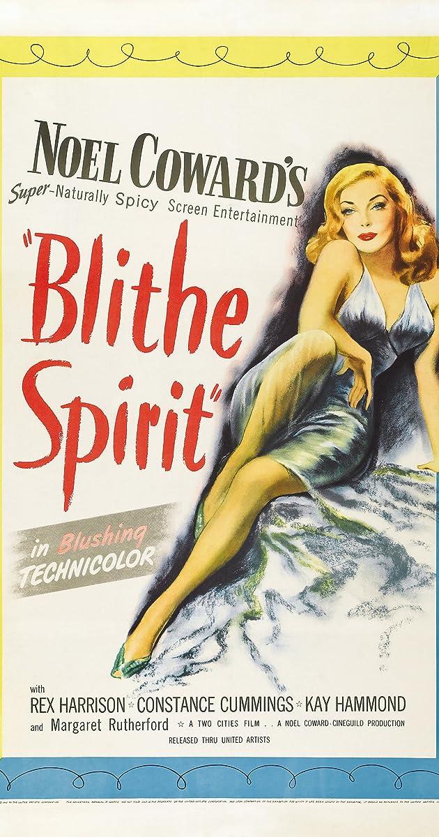 Blithe Spirit 1945 BRRip