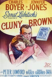 Cluny Brown Poster