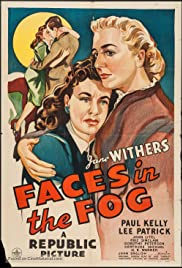 Faces in the Fog Poster