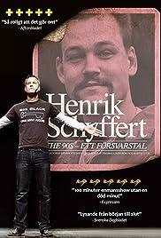 Henrik Schyffert: The 90's - Ett försvarstal Poster
