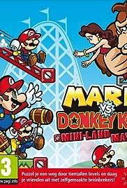 Mario vs. Donkey Kong: Mini-Land Mayhem! Poster
