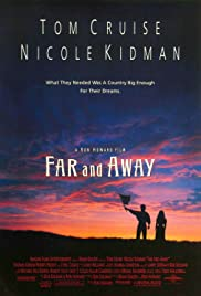 Far and Away (1992) Poster - Movie Forum, Cast, Reviews