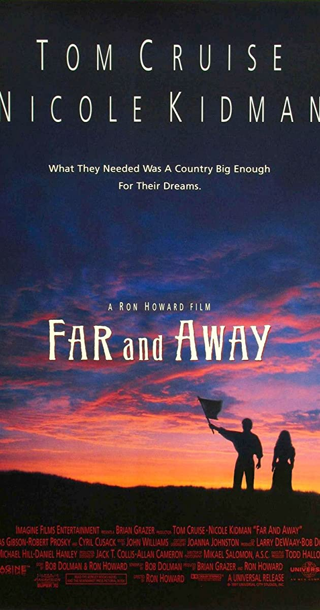 far and away essay Amy decker en105 first year writing seminar june 20, 2012 far away from my heart after me and my girlfriend decided to get married at the age of 19, i felt.