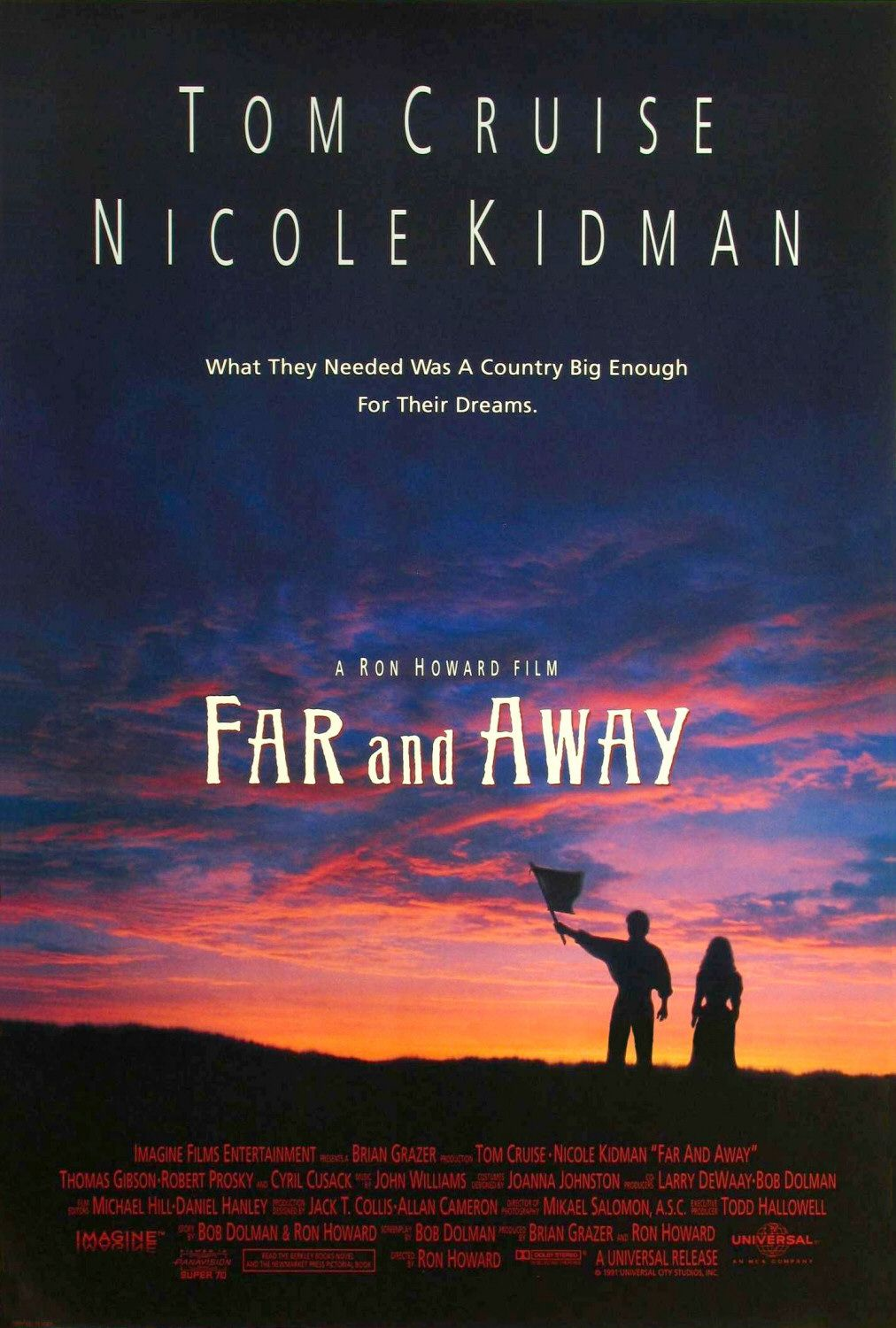 image Far and Away Watch Full Movie Free Online
