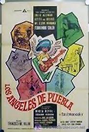 Los ángeles de Puebla Poster