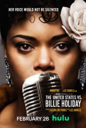 The United States vs. Billie Holiday poster