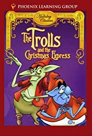 The Trolls and the Christmas Express Poster