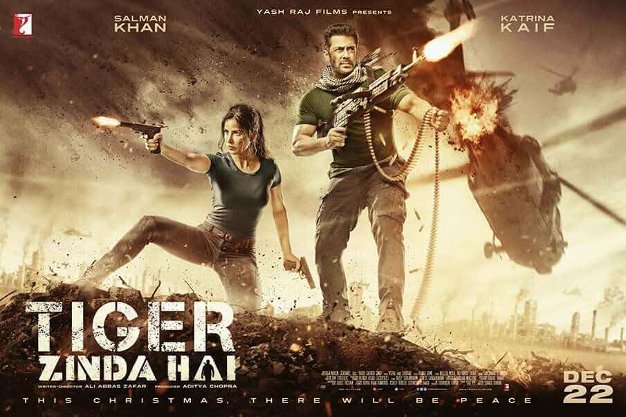 Tiger Zinda Hai Hindi Movie 2017