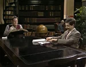 Mr Bean: The Library