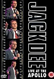 Jack Dee Live at the Apollo Poster