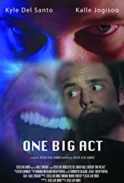 One Big Act Poster