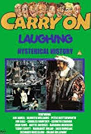 Carry on Laughing Poster