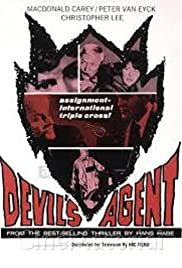 The Devil's Agent Poster
