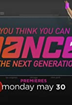 So You Think You Can Dance, the Next Generation