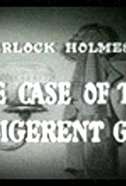 The Case of the Belligerent Ghost Poster