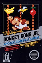Donkey Kong Jr. (1982) Poster - Movie Forum, Cast, Reviews