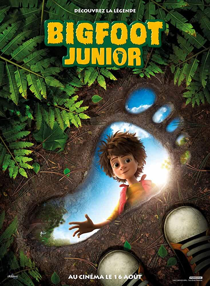 The Son of Bigfoot 2017 English 480p Web-DL full movie watch online freee download at movies365.cc