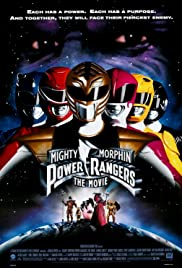 Mighty Morphin Power Rangers: The Movie (1995) Poster - Movie Forum, Cast, Reviews