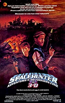 Poster Spacehunter - Jäger im All
