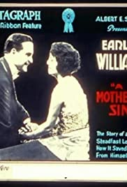 A Mother's Sin Poster