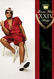 Bruno Mars: 24K Magic Poster