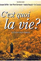 Image of C'est quoi la vie?