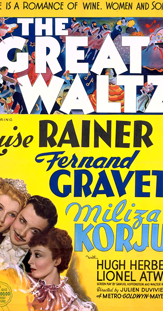 The great waltz 1938 imdb ccuart Gallery