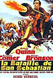 Guns for San Sebastian (1968) Poster - Movie Forum, Cast, Reviews