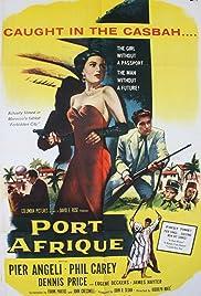 Port Afrique Poster