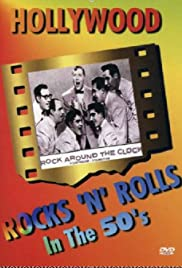 Hollywood Rocks 'N' Rolls in the 50's Poster