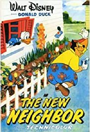 The New Neighbor (1953) Poster - Movie Forum, Cast, Reviews