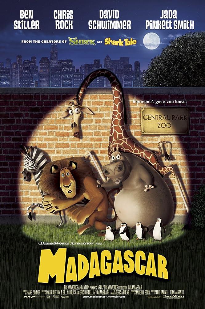 Madagascar (2005) Tagalog Dubbed