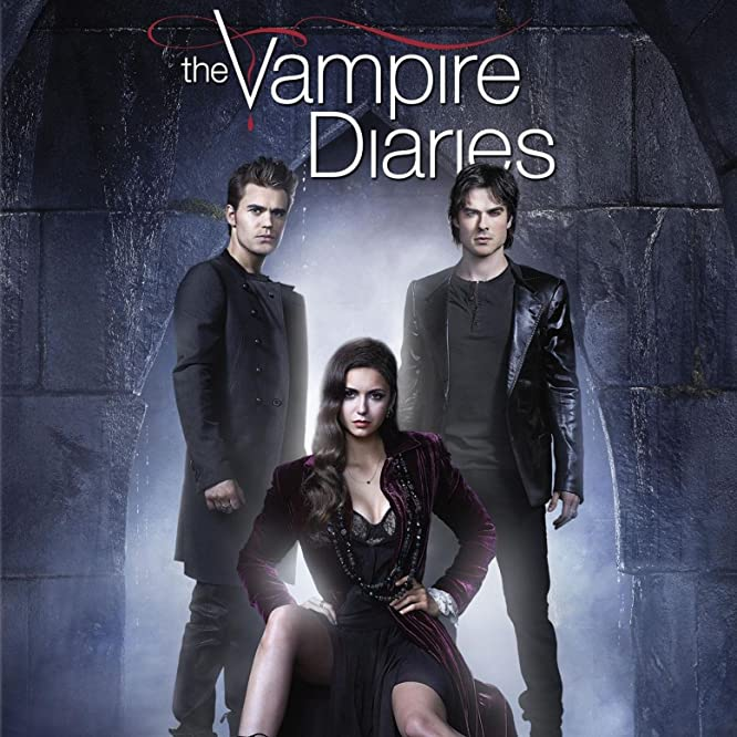 Ian Somerhalder, Paul Wesley, and Nina Dobrev in The Vampire Diaries (2009)
