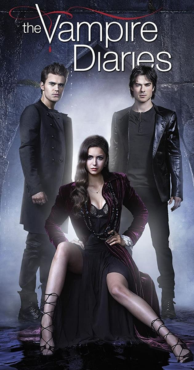 Burning Serie Vampire Diaries