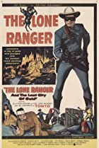 Image of The Lone Ranger and the Lost City of Gold