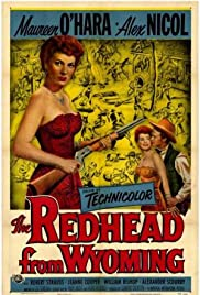 The Redhead from Wyoming (1953) Poster - Movie Forum, Cast, Reviews