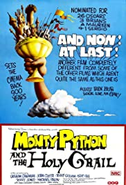 Monty Python and the Holy Grail cover (IMDB)