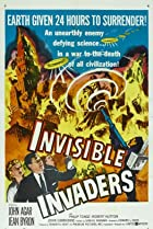 Image of Invisible Invaders