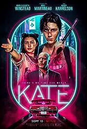Kate (2021) poster