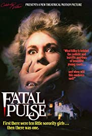 Fatal Pulse (1988) Poster - Movie Forum, Cast, Reviews