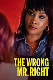 The Wrong Mr. Right (2021) poster