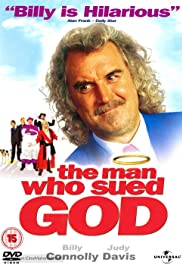 The Man Who Sued God Poster