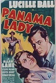 Panama Lady Poster
