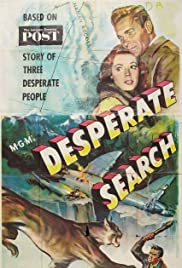 Desperate Search Poster