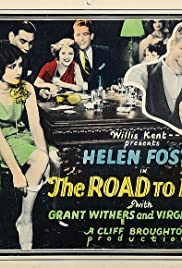 The Road to Ruin Poster
