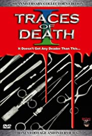 Traces of Death Poster